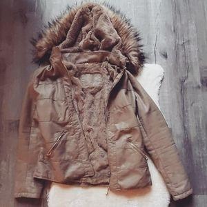 Super Soft & Luxurious Hooded Winter Coat
